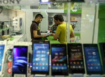 افزایش 20 برابری شرکتهای دارای مجوز واردات گوشی
