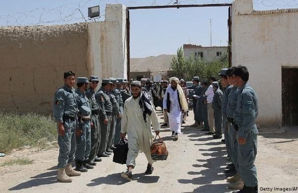دولت افغانستان از آزادی 4 هزار زندانی طالبان خبر داد