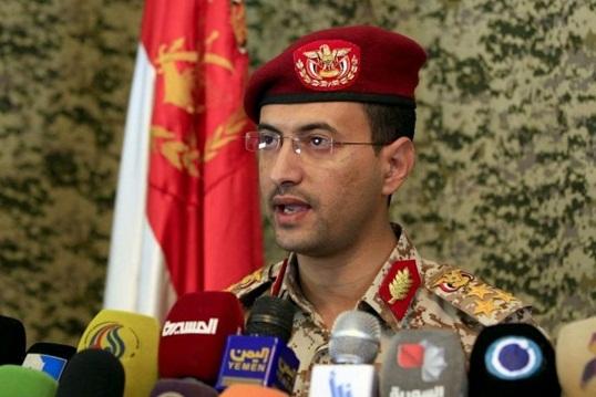 یحیی سریع: تأسیسات نفتی و پایگاههای نظامی سعودی را هدف قرار دادیم