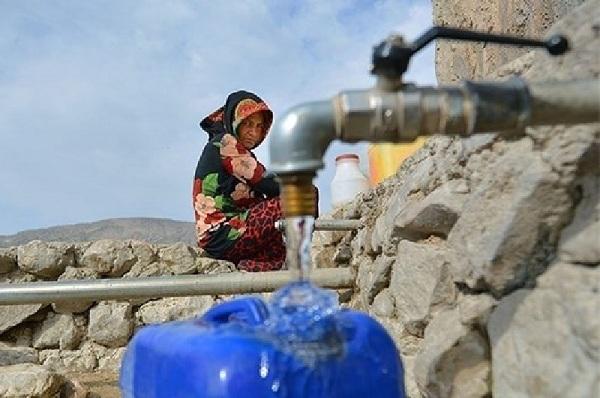 //آخرین وضعیت آبرسانی غیزانیه / دریغ از یک قطره آب شرب!