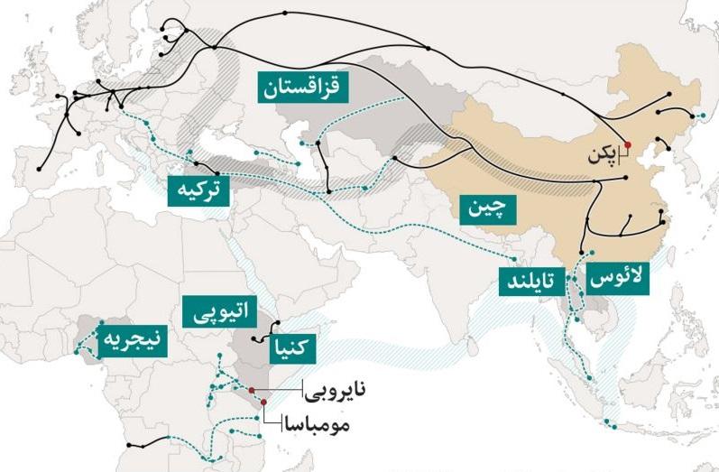 معنای توافق جدید ایران - چین برای شبهقاره هند چیست؟