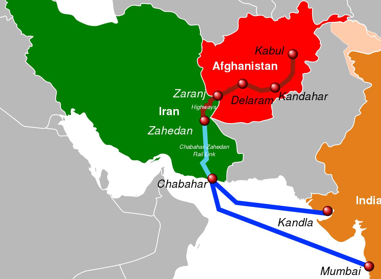 خسارت محض هندوستان از پیمان راهبردی تهران- پکن!/ مسیر تجاری بمبئی-مسکو قربانی رقابت آمریکا با چین و ایران میشود؟