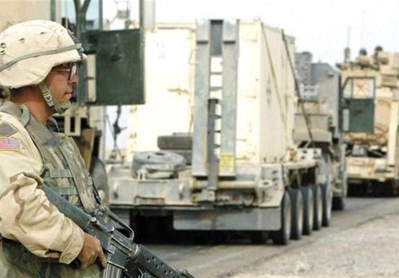 1135037 226 » مجله اینترنتی کوشا » ورود یک کاروان نظامی جدید آمریکا از سوریه به عراق 1