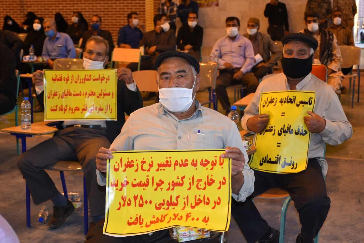 نیکزاد: وزارت جهاد کشاورزی باید بازار جهانی زعفران را بدست بگیرد/موضوع زعفران در مجلس پیگیری جدی میشود