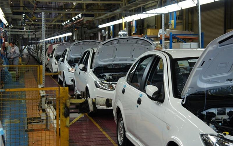افزایش 18.4 درصدی تولید خودروی سواری در 5 ماه نخست امسال