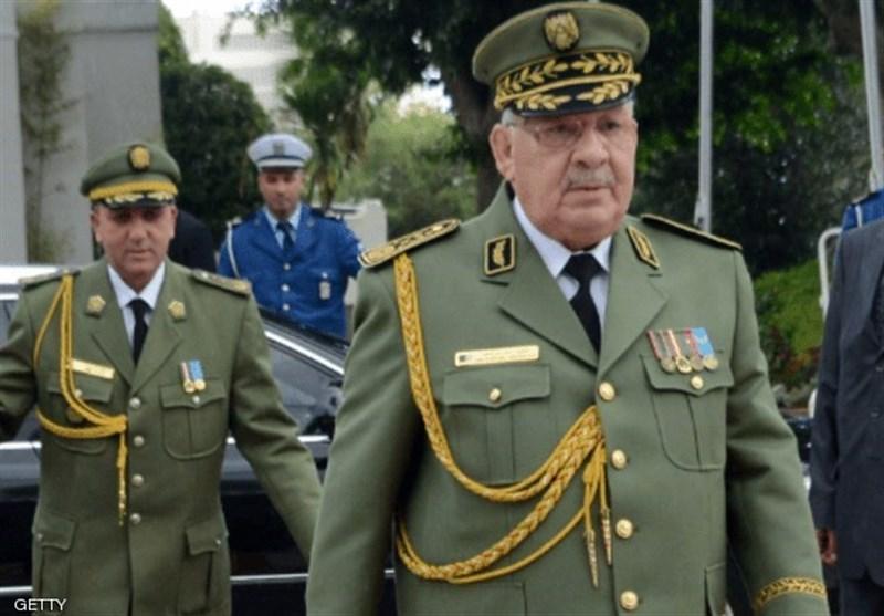 پاسخ دلسرد کننده رئیس ستاد ارتش الجزایر به فرمانده تروریستهای آمریکایی