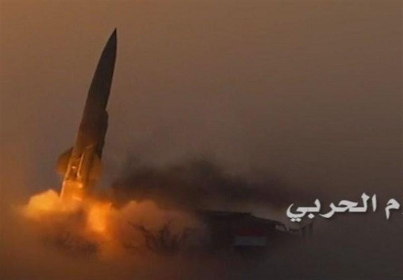 الجزیره: حمله موشکی ارتش یمن به پادگان سعودی
