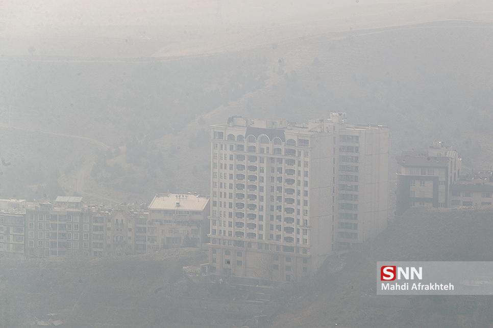 روزانه 3 تن اکسید گوگرد در هوای تهران منتشر میشود