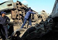 1208054 475 » مجله اینترنتی کوشا » برخورد قطار مسافری و باری در قزوین/۲۰ مسافر مصدوم شدند 1