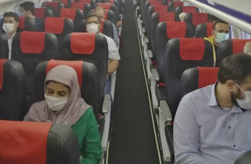 1209369 611 » مجله اینترنتی کوشا » اتصال شرکتهای هواپیمایی داخلی به سامانه شناسایی بیماران مبتلا به کرونا 1