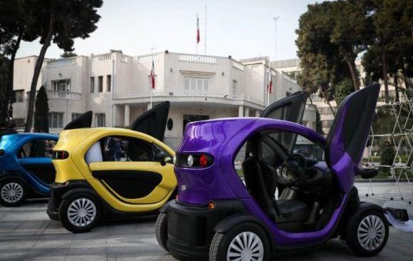 صدور مجوز برای شمارهگذاری 30 دستگاه خودروی برقی