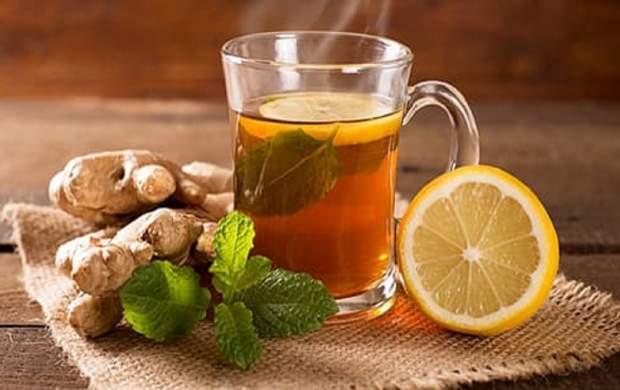 خواص شگفتانگیز چای زنجبیل