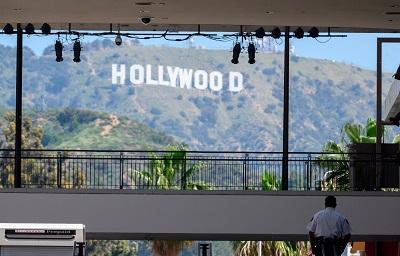 عابربانکهای سیا در هالیوود