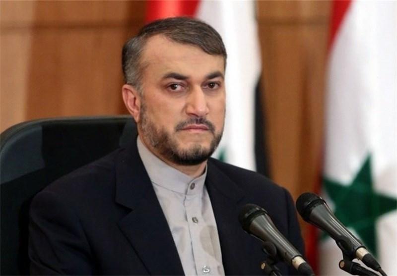 امیرعبداللهیان: باید اسلحه «تحریم» را از تروریستهای کراوات زده گرفت / دیپلماسی و مذاکره «زبان قدرت» را خوب میفهمند