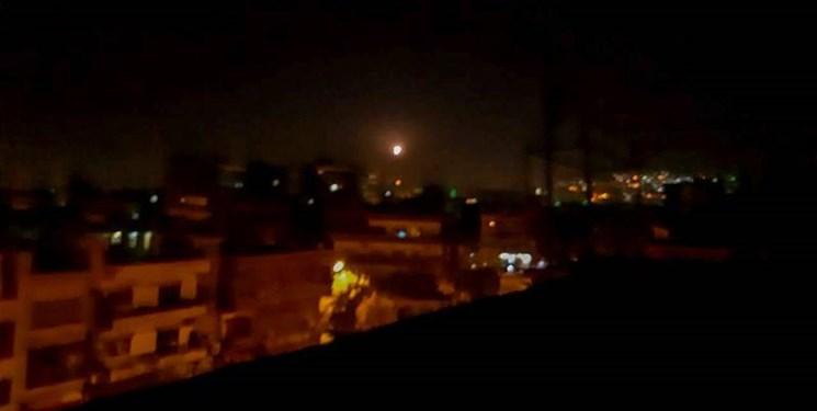 تجاوز رژیم صهیونیستی به ریف دمشق