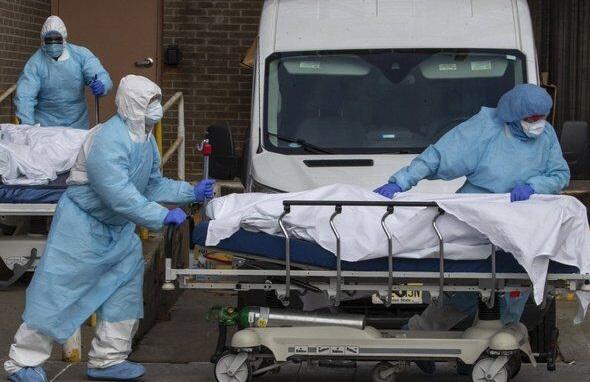 تلفات کرونا در آمریکا به 260 هزار تن رسید