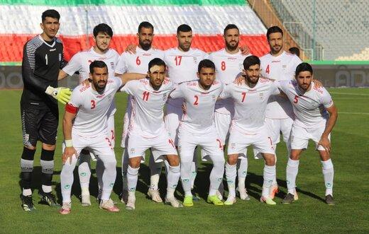 آمار جالب تیم ملی در ورزشگاه آزادی؛ 8 پیروزی متوالی