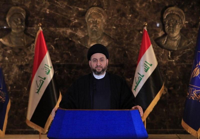 عمار حکیم حمله به مواضع حشد شعبی و انفجار بغداد را محکوم کرد