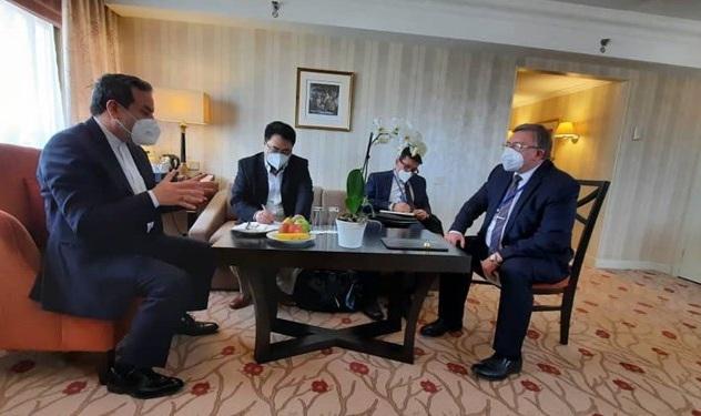 نشست سه جانبه دیپلماتهای ایران، روسیه و چین در وین