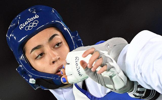 کیمیا علیزاده به سهمیه المپیک هم نرسید