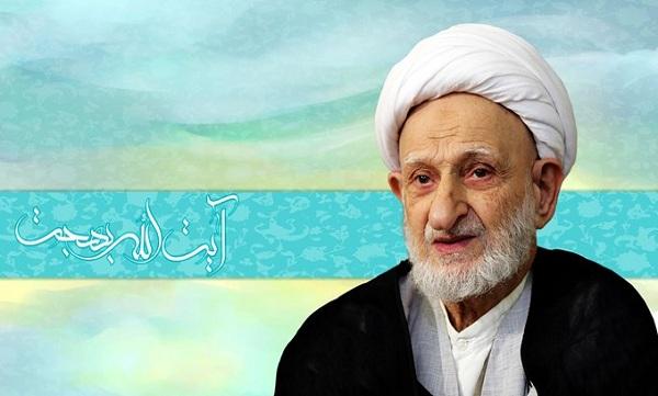 پخش زنده مراسم سالگردآیتالله بهجت از شبکه قرآن