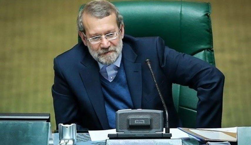9 ضربه لاریجانی به مجلس