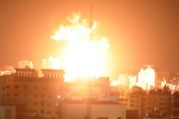 خسارتی که رژیم جنایتکار صهیونیست به صنعت فیلمسازی در جنگ غزه زد