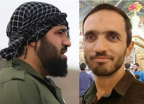 شهادت دو مدافع حرم در تدمر سوریه