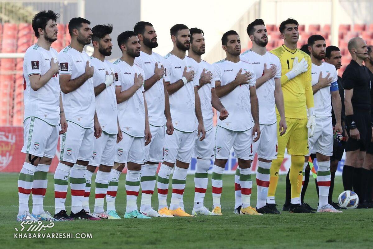 عجیب اما واقعی؛ ۴+۵ پرسپولیسی برای تیم ملی بازی کردند!
