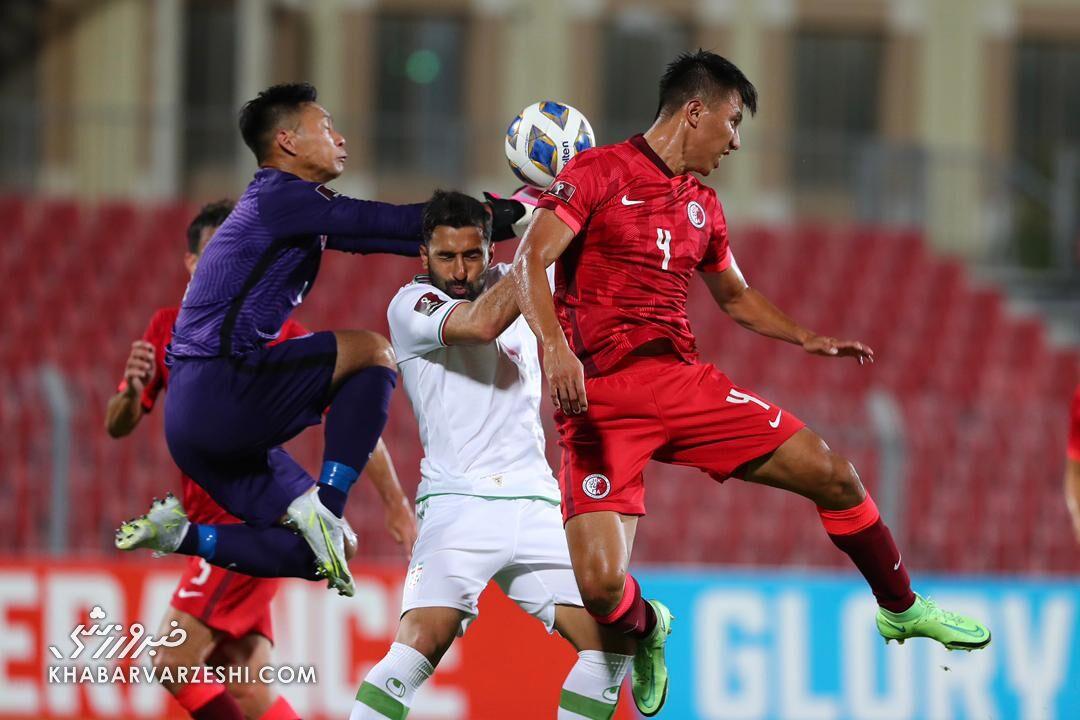 هنگ کنگ معادلات را برهم زد/ ایران برای صعود به عنوان تیم دوم چقدر شانس دارد؟