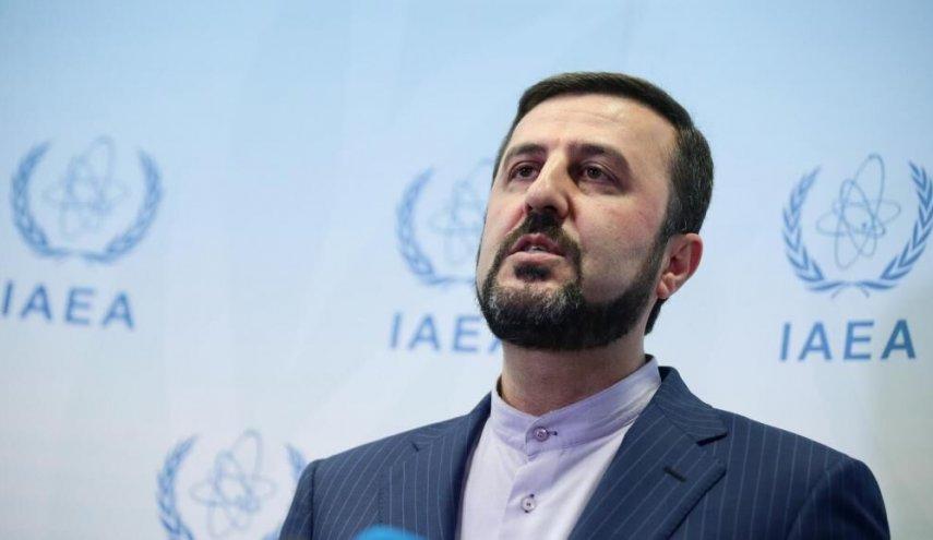 غریبآبادی: آژانس از برنامه سلاح هستهای رژیم اسرائیل غافل است