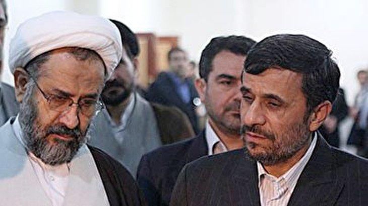 ناگفتههای وزیر اطلاعات احمدی نژاد از دوران وزارتش در دولت وی / احمدینژاد به من میگفت خروس جنگی