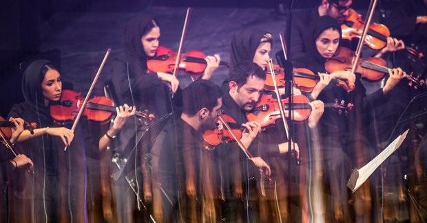 کنسرت آنلاین ارکستر ملی ایران به بعد از انتخابات موکول شد