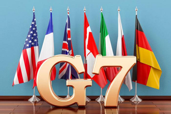مقابله کشورهای G7 با پروژه جاده ابریشم چین
