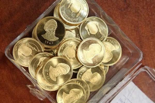 قیمت سکه 27 خرداد 1400 به 10میلیون و 760 هزار تومان رسید
