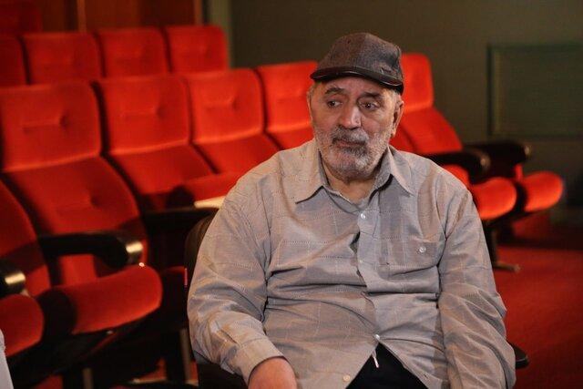 با دیدگاه امام (ره) وارد سینما شدم / به کارنامه سینمایی خود 15 میدهم