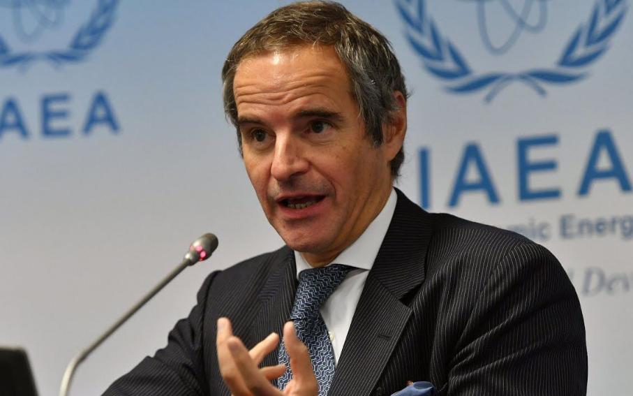 گروسی: پیشنهادی از طرف ایران برای تمدید توافق فنی دریافت نکردهایم