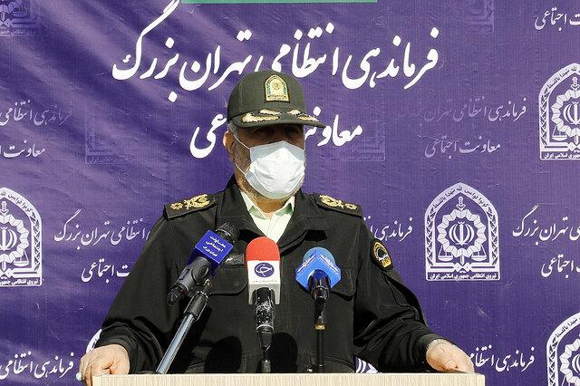 تا کنون هیچ تخلفی گزارش نشده است/ حضور ۱۷ هزار نیروی پلیس در شعب اخذ رای تهران