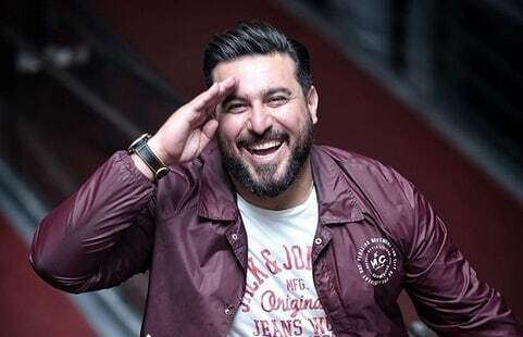 محسن کیایی از بیمارستان مرخص شد