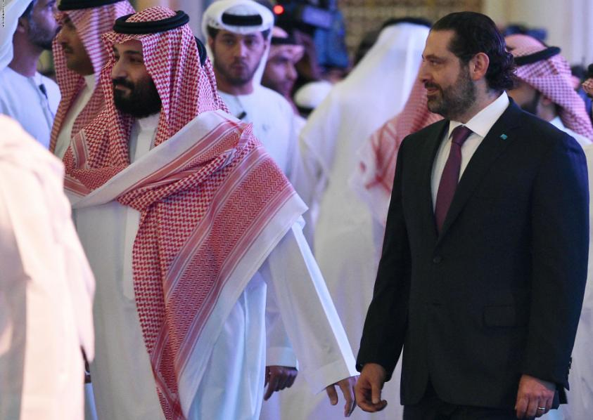 رد پای بن سلمان در بحران تشکیل دولت لبنان