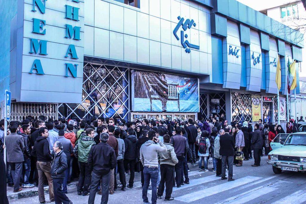دو میلیارد و 900 تومان؛ همه سهم فروش سینماها از اکران بهار