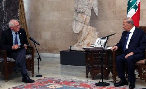 جوزپ بورل: ممکن است تحریمهایی علیه لبنان اعمال کنیم