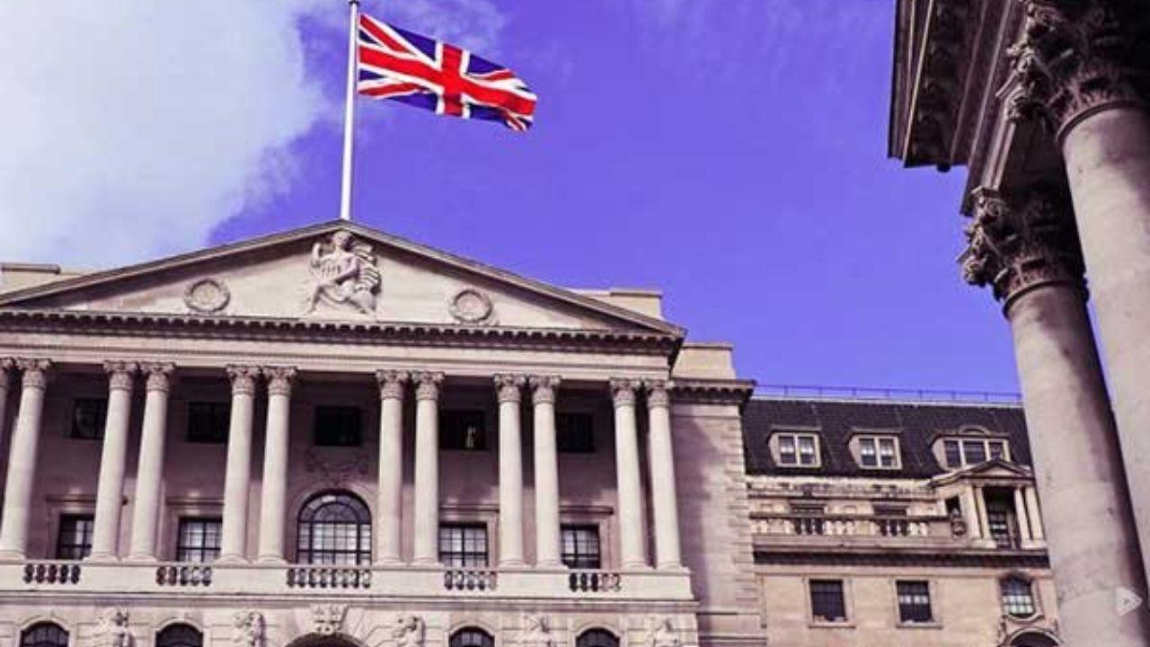 حمله بانک مرکزی انگلیس به بیت کوین