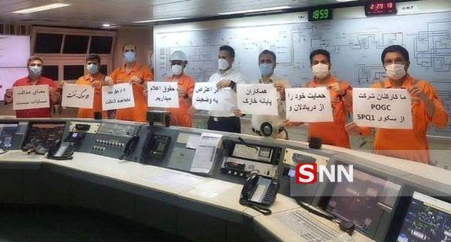 ریشه اعتراضات کارگران صنایع نفت و پتروشیمی در چیست؟ / اکثر پیمانکاران رانت دولتی دارند/ ضرورت تاسیس تشکلهای کارگری
