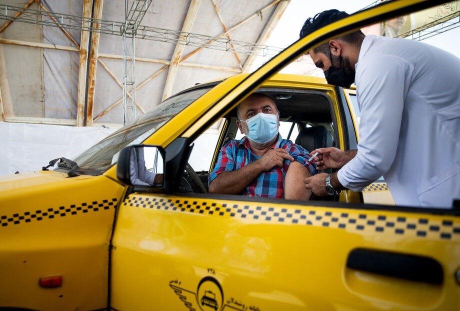 پیگیر تخصیص بقیه سهمیه واکسن کرونای رانندگان تاکسی هستیم