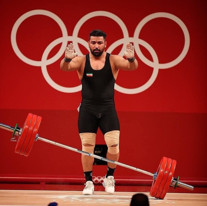 المپیک توکیو   علی هاشمی به مدال نرسید