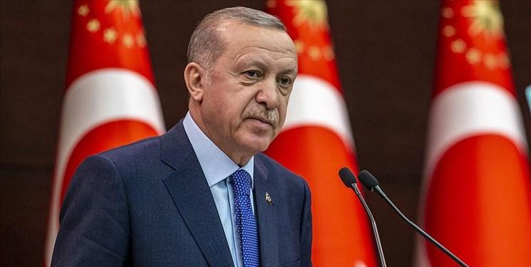 تشکر اردوغان از آیتالله رئیسی