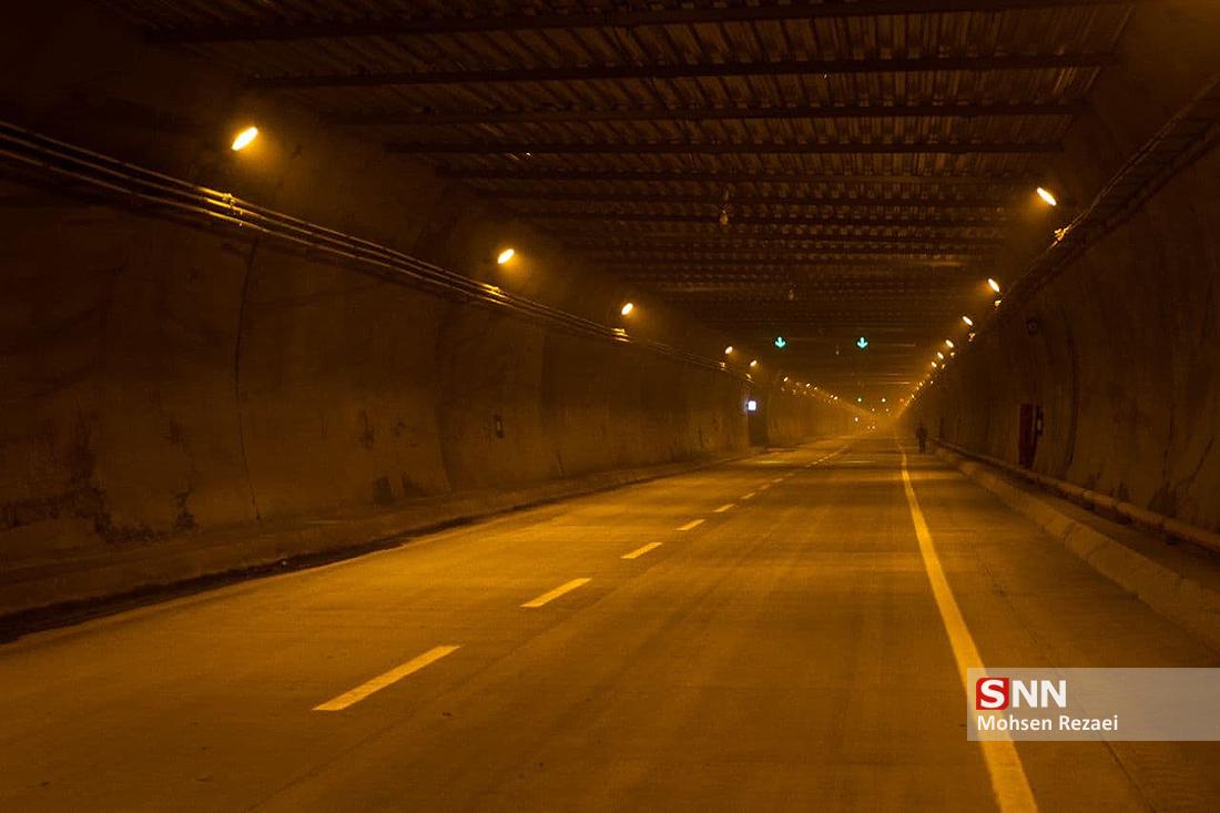 فتاح: با افتخار میگویم کار تونل البرز به اتمام رسید / این تونل بسیار استراتژیک است / عوارض آزادراه تهران - شمال صرف محرومیتزدایی میشود