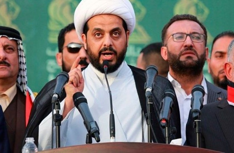 شیخ الخزعلی: پروازهای آمریکا در عراق برای مقاصد جاسوسی به کار گرفته میشود / هزینه باقی ماندن نیروهای آمریکایی در عراق سنگین خواهد بود