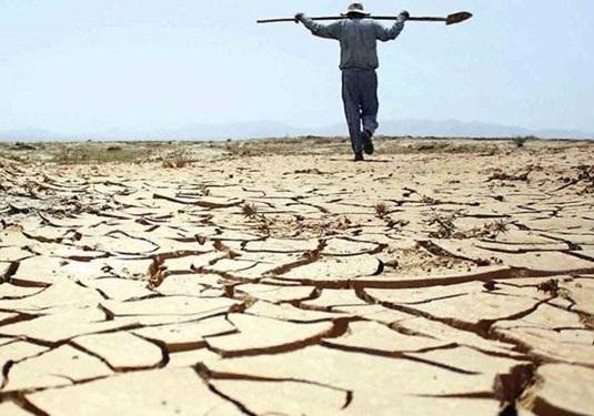 بارش ها 39 درصد کمتر از متوسط نیم قرن اخیر است!